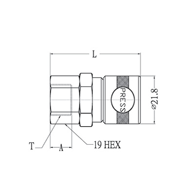 F Female Adapter Plug Female Plug Socket Wiring Diagram