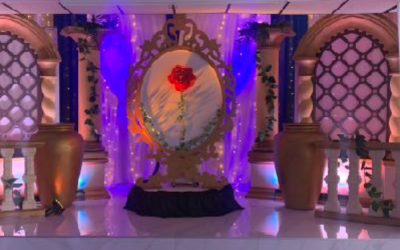 Quince Reception Hall Stages