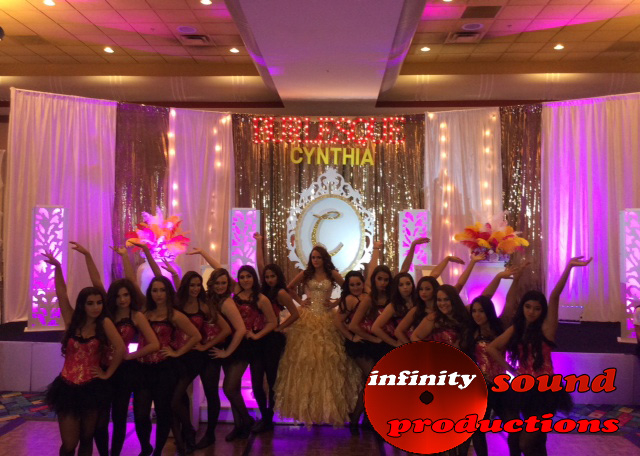 Cynthia's Quince Stage