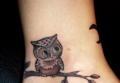 Owl Tattoos Design