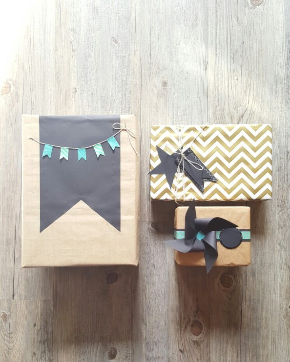 Crafty Gift Wrapping