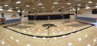 Hardwood Gym Floors  Infinity Wood Floors