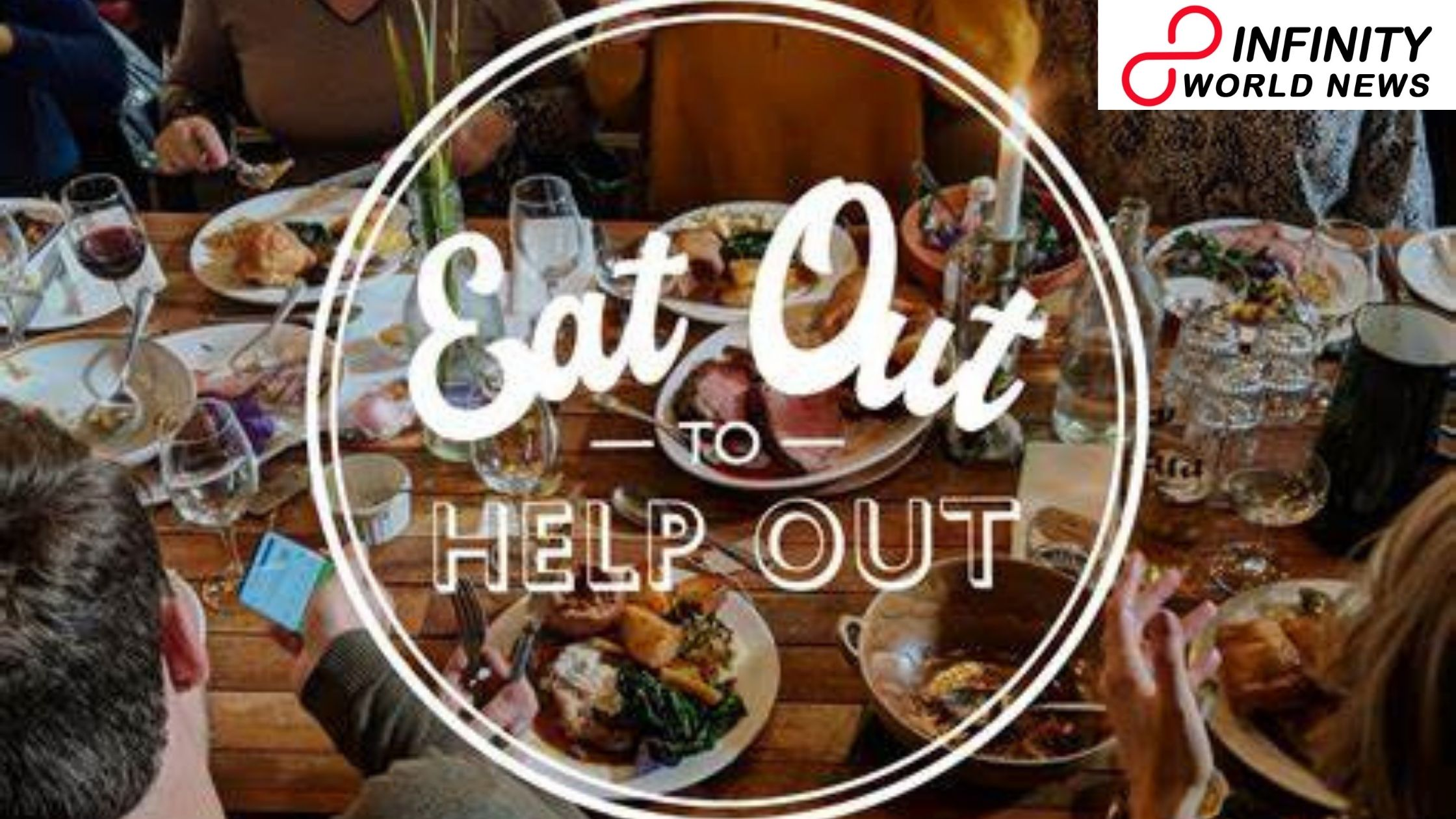 'Eat out to help out' offer added to UK 2nd Covid wave - study