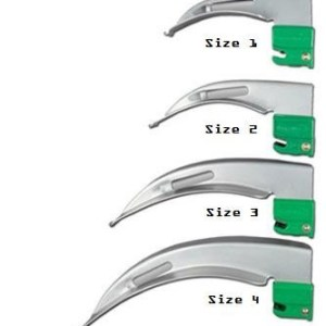 Welch Allyn Laryngoscope Blades