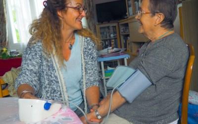 Le maintien des personnes âgées à domicile, un engagement du cabinet Flover