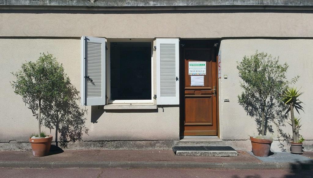 Devanture cabinet Flover Fourqueux