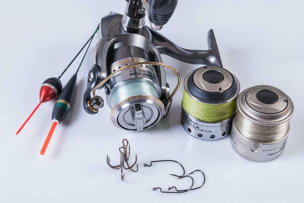 How to clean and maintain a spinning reel