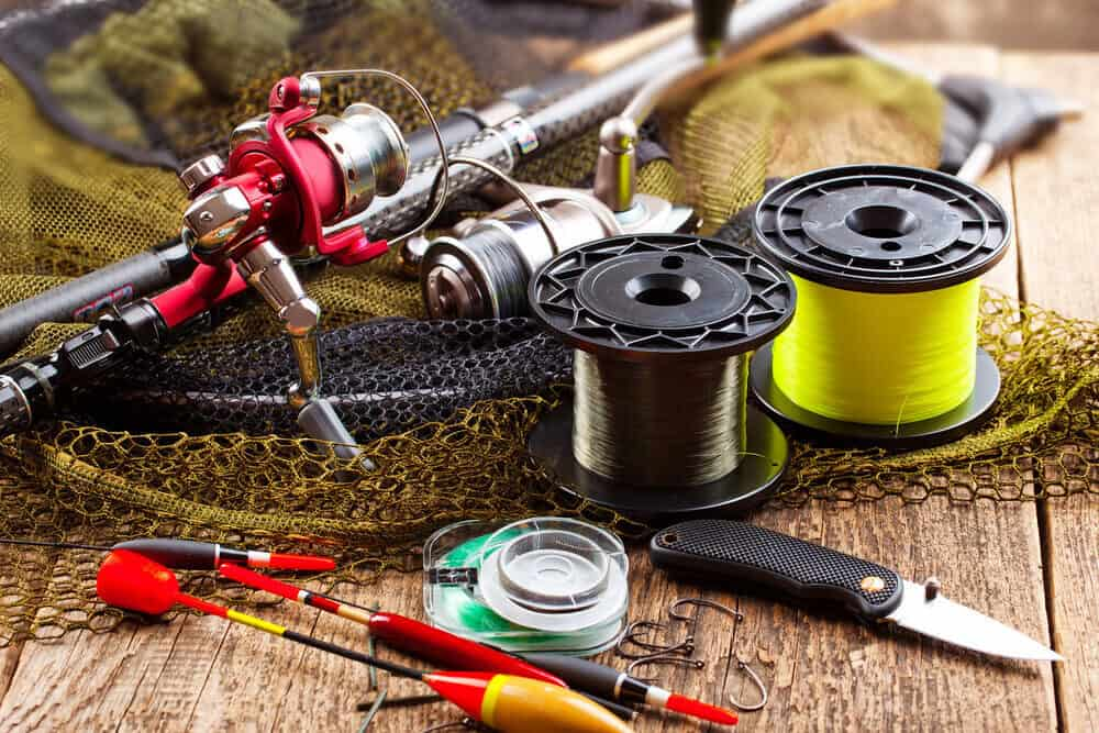 The Characteristics of Fishing Lines
