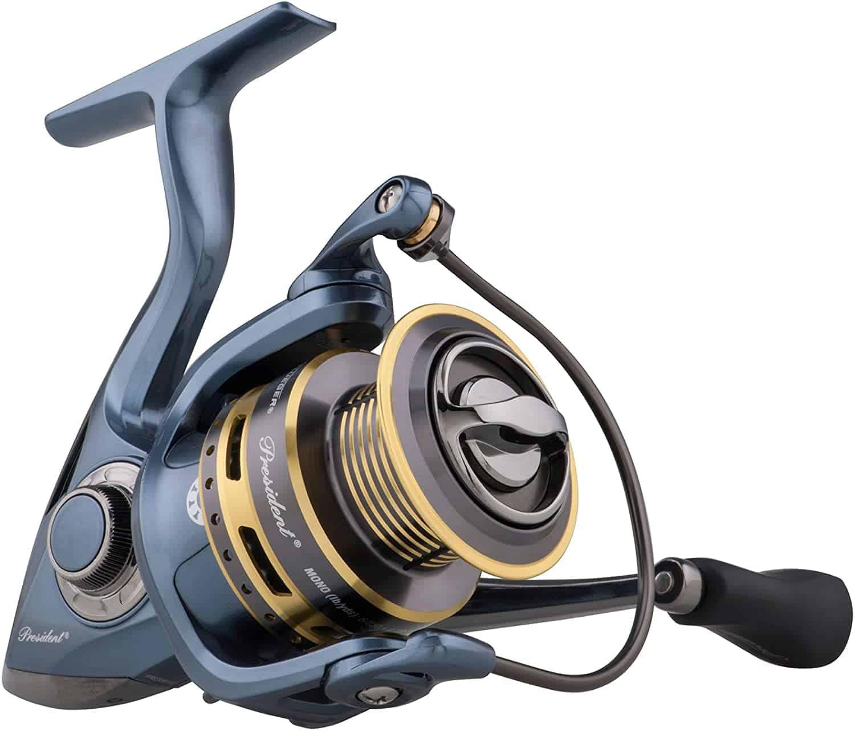 Pflueger President Spinning Fishing Reel