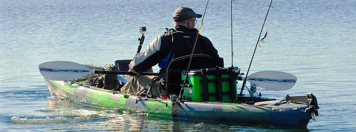 A Guide to Setting Up Your Kayak for Fishing