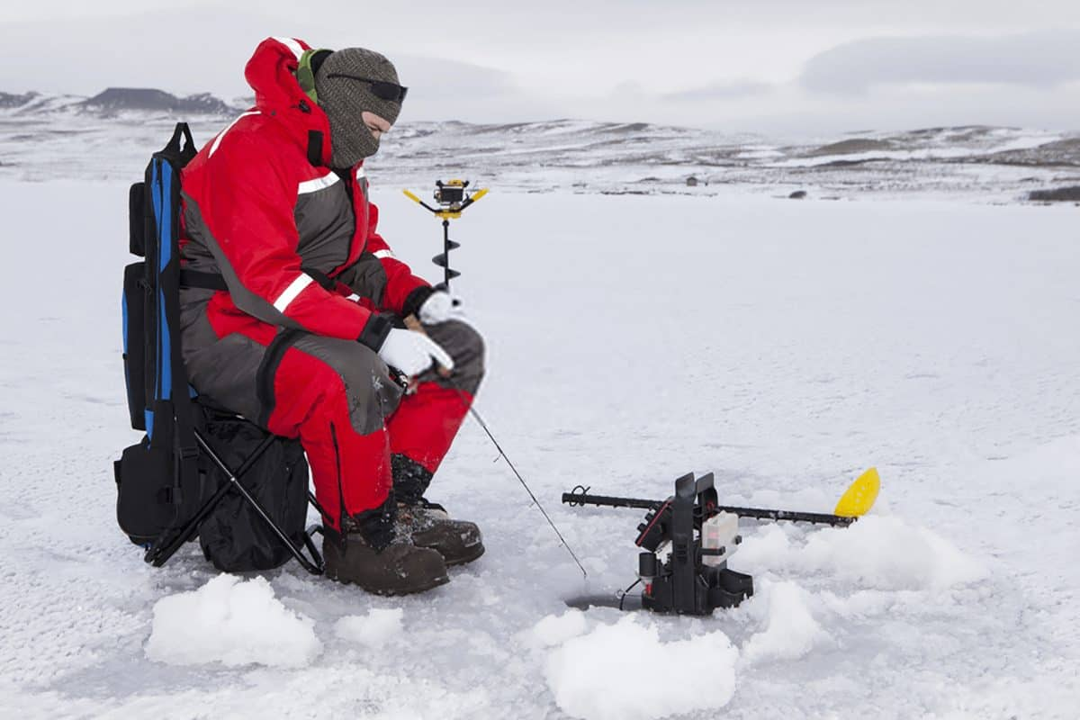 Best Ice Fishing Fish Finders
