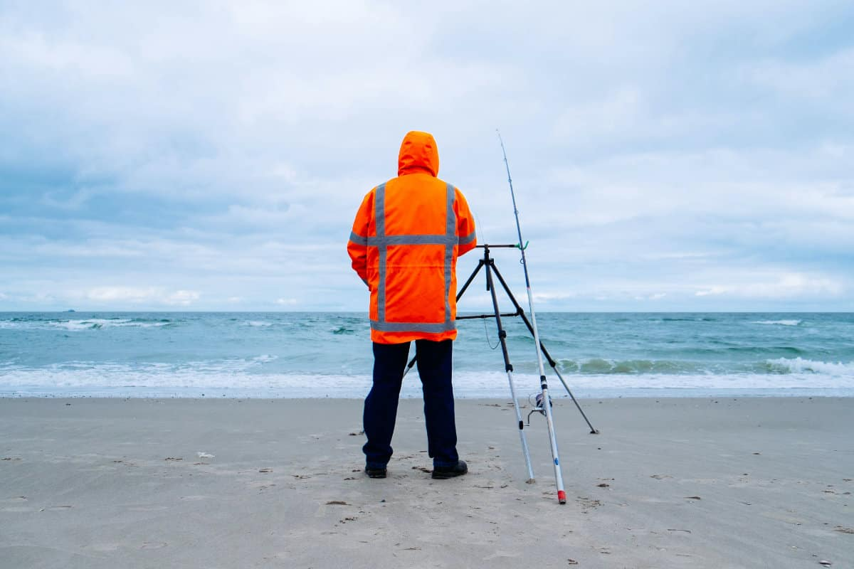 Choose the Right Spot for Surf Fishing