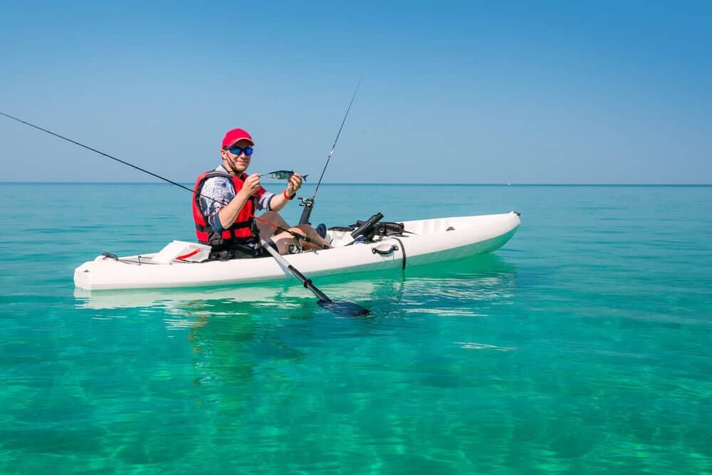 Freshwater Kayak Fishing Tips
