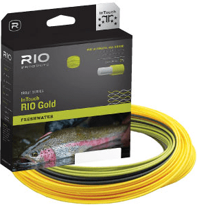 RIO InTouch Gold Fly Fishing Line