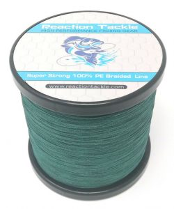 Reaction Tackle High-Performance Braided