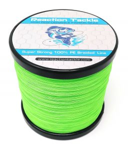 Reaction Tackle High-Performance Line