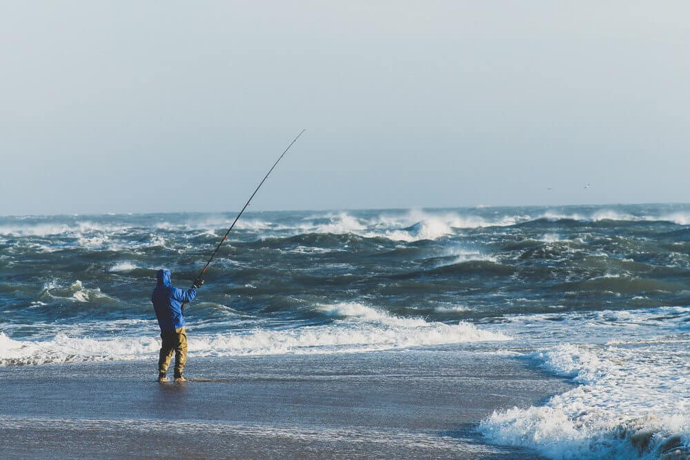 Where to Go Surf Fishing