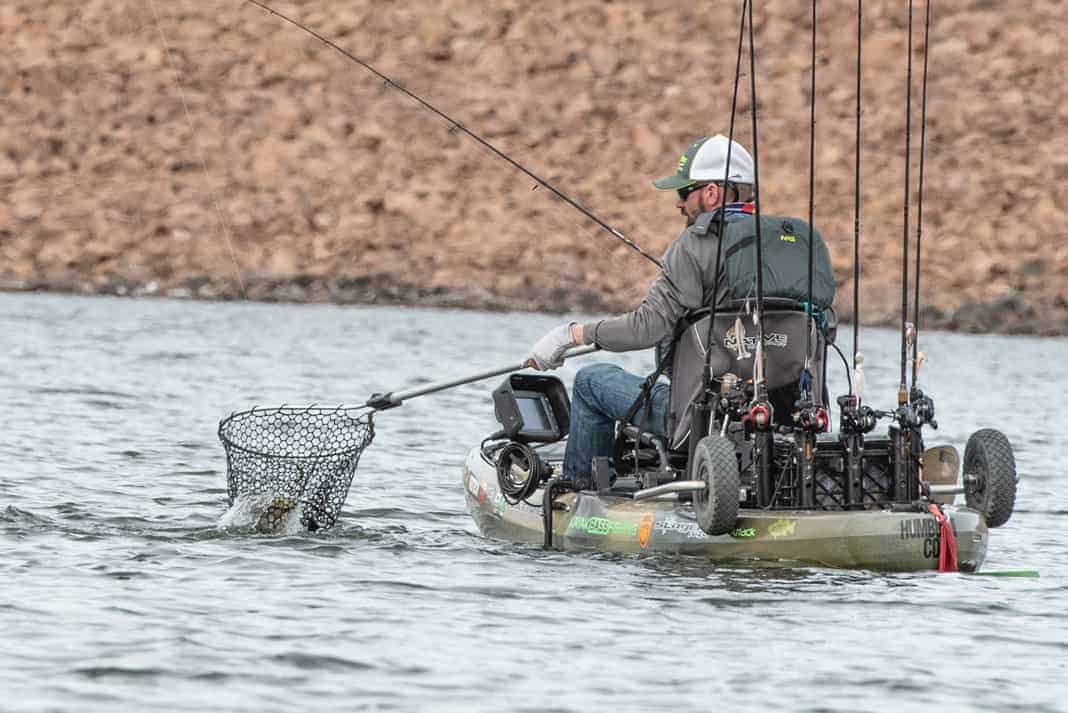 Best Kayak Fishing Nets