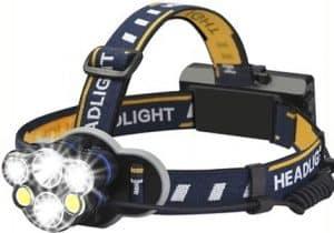 Elmchee Rechargeable Headlamp
