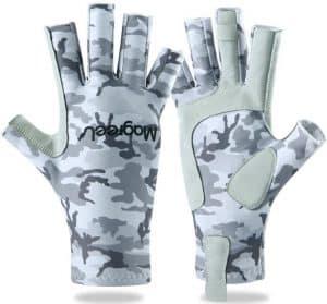 Magreel UV Protection Fishing Gloves