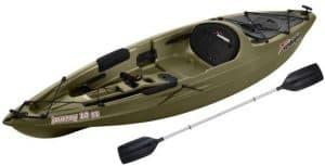 SUNDOLPHIN Journey Sit On Top Fishing Kayak