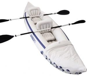 Sea Eagle 330 Deluxe 2 Person Inflatable Kayak