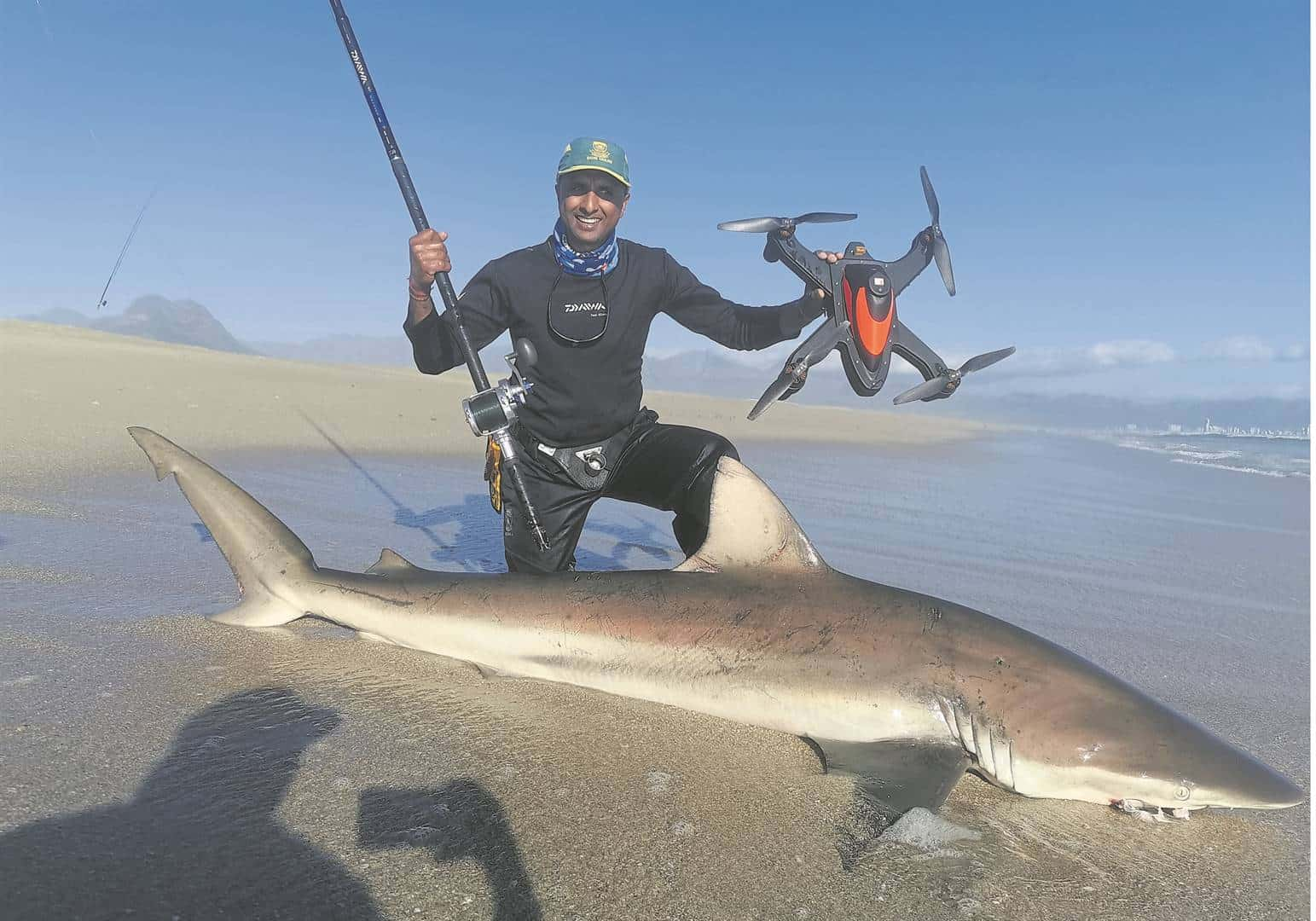 The matter that should be kept in your mind to fishing with a drone