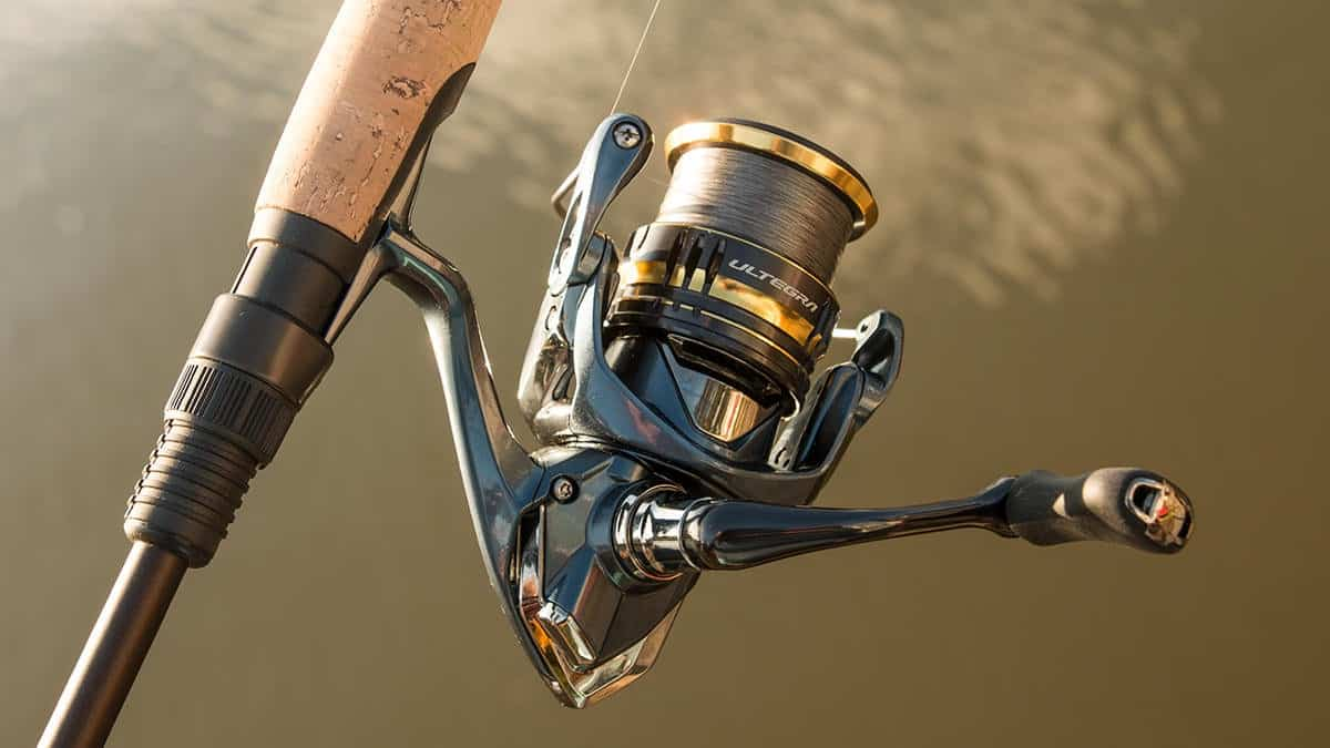 When you need a spinning reel