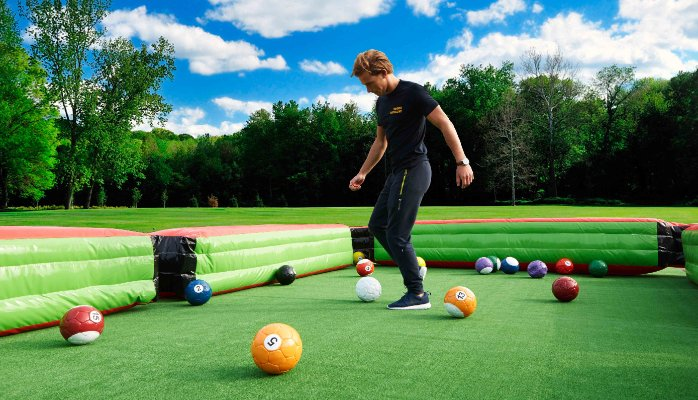 Foot Pool Table Pool Ball Snook Ball For Sale