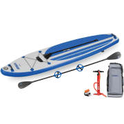 Longboard 11 Inflatable Power Paddle
