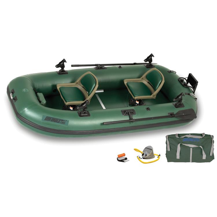 Stealth Stalker 10 Pro Inflatable Fishing Boat