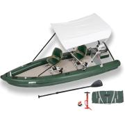 FishSkiff Inflatable Fishing Boat Honda Motor