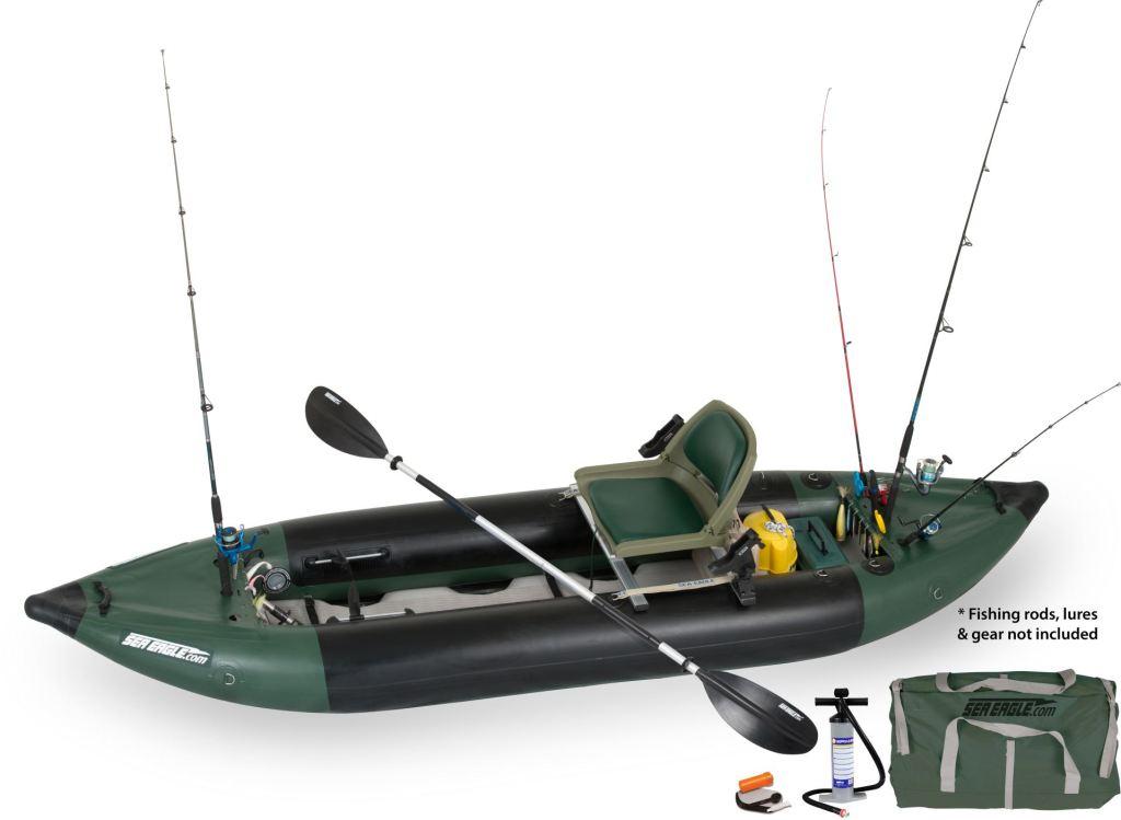 Sea Eagle 350fx Fishing Explorer