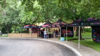 Vendor Tents with Graphics from Inflatable Design Group