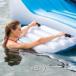 inflatable water chairs for adults elegant occasional bed 7 person family floating pool lake party rafting