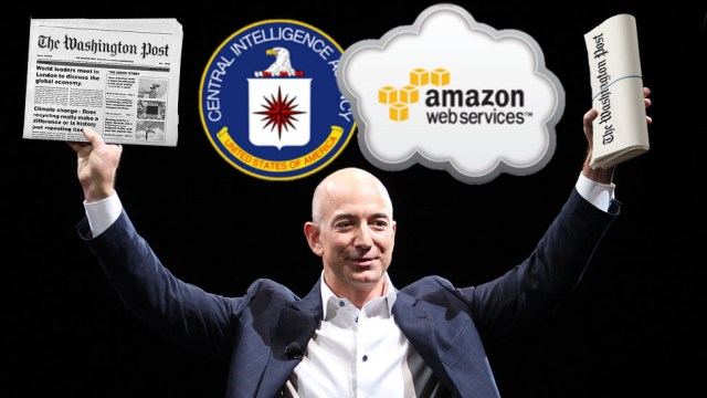 Image result for amazon cia