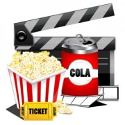 Deflationary forces  hits movies
