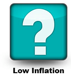 Low inflation expectations