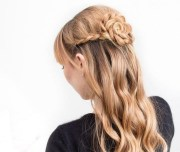 collection of long hairstyles
