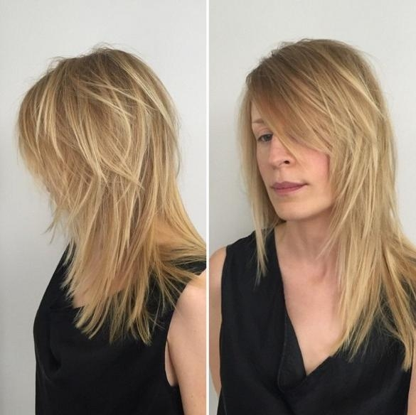 15 Best Ideas Of Shaggy Layered Haircuts For Long Hair