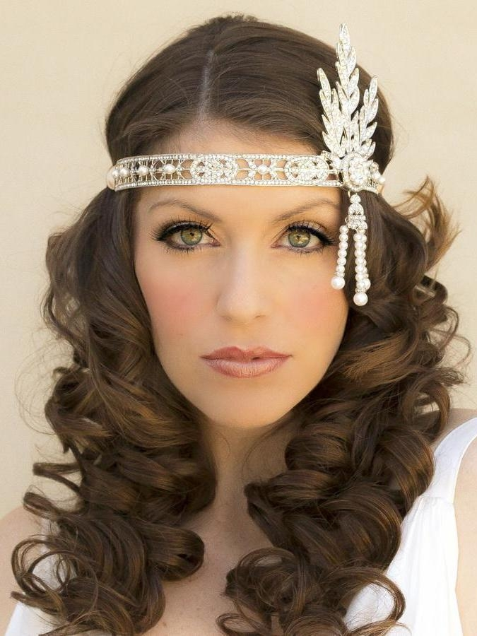 Image Result For Flapper Hairstyles Long Hair
