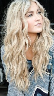 inspirations of long blonde