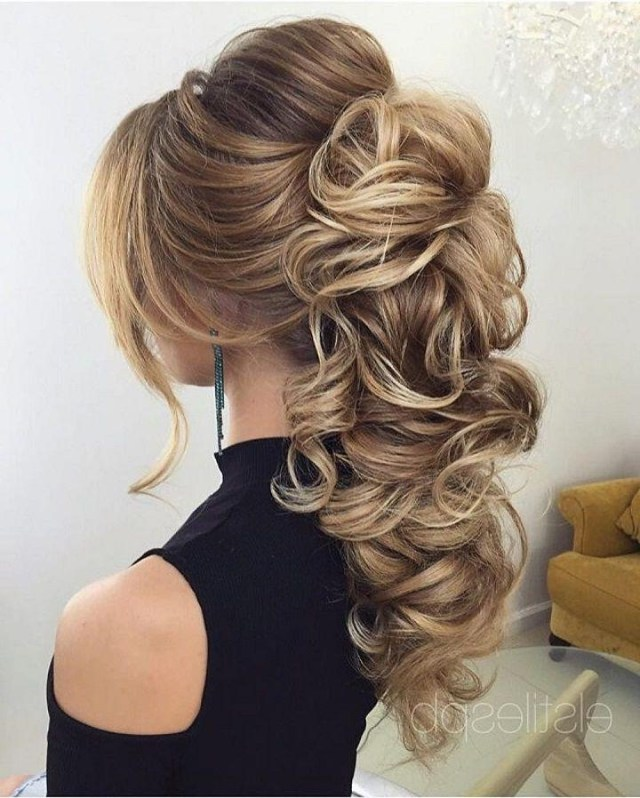 2019 Latest Long  Hairstyles  Upstyles
