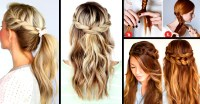 15 Collection of Cute Braiding Hairstyles For Long Hair
