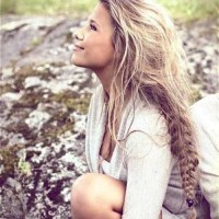 Photo Gallery of Cute Braiding Hairstyles For Long Hair ...