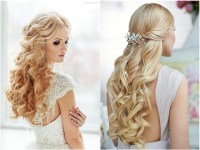 Long Hairstyles For Weddings Hair Down - HairStyles
