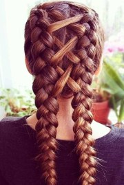 inspirations of cute braided