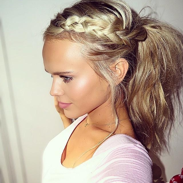 15 Best of Long Hairstyles  Ponytail