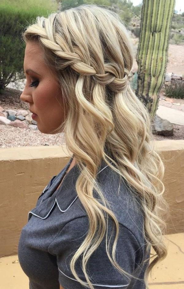 30 Casual Braid Hairstyles Pinterest Hairstyles Ideas Walk The