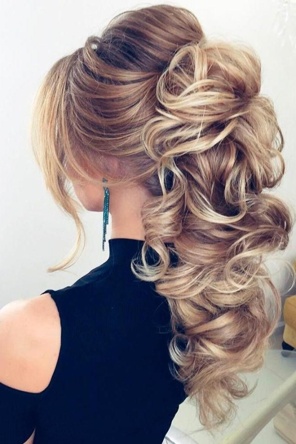 30 Long Hairstyles For Formal Events Hairstyles Ideas Walk The